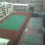 春申景城网球场 上海网球培训 网球天才 焱泉网球 tennis