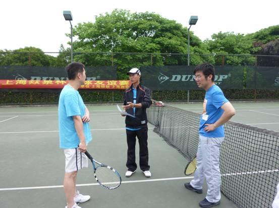 焱泉上海网球培训10