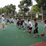培训篮球2